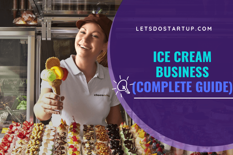 Ice cream business