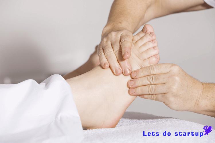 Body massage business