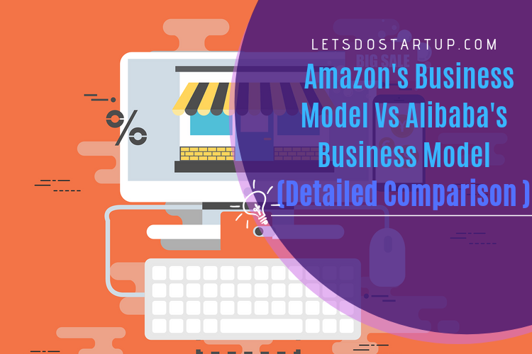 Amazon business model