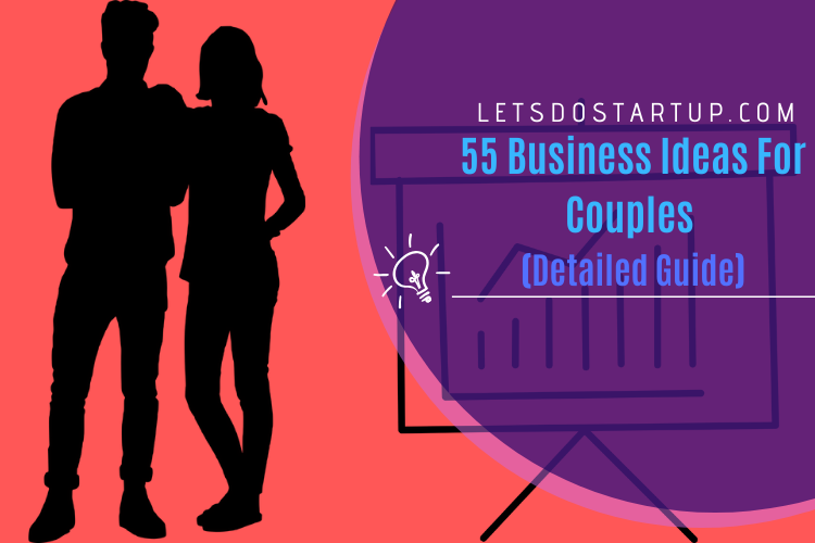 business ideas for couples